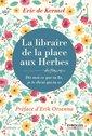 Couverture de l'ouvrage La libraire de la place aux herbes