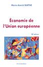 Couverture de l'ouvrage Economie de l'Union européenne