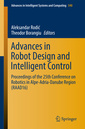Couverture de l'ouvrage Advances in Robot Design and Intelligent Control