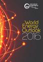Couverture de l'ouvrage World Energy Outlook 2016 (print paperback + free PDF)