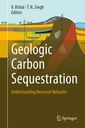 Couverture de l'ouvrage Geologic Carbon Sequestration