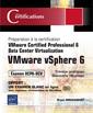 Couverture de l'ouvrage VMware vSphere 6
