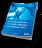 Couverture de l'ouvrage A Practical Guide to Mergers and Acquisitions