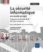 Couverture de l'ouvrage La sécurité informatique en mode projet (2° Éd.)