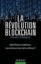Couverture de l'ouvrage La révolution Blockchain