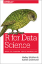 Couverture de l'ouvrage R for Data Science