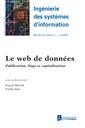 Couverture de l'ouvrage Le web de données. Publication, liage et capitalisation