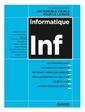 Couverture de l'ouvrage Informatique