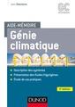 Couverture de l'ouvrage Génie climatique