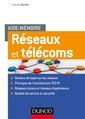 Couverture de l'ouvrage Réseaux et télécoms