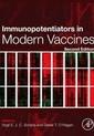 Couverture de l'ouvrage Immunopotentiators in Modern Vaccines