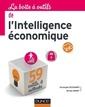 Couverture de l'ouvrage La boîte à outils de l'intelligence économique
