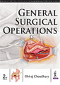 Couverture de l'ouvrage General Surgical Operations (2nd Ed.)