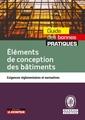 Couverture de l'ouvrage Éléments de conception des bâtiments