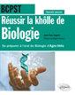 Couverture de l'ouvrage Réussir la khôlle de biologie en BCPST