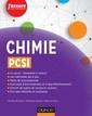 Couverture de l'ouvrage Chimie PCSI