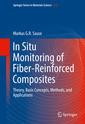 Couverture de l'ouvrage In Situ Monitoring of Fiber-Reinforced Composites