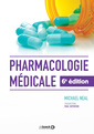Couverture de l'ouvrage Pharmacologie médicale