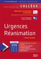 Couverture de l'ouvrage Urgences Réanimation (3° Éd. actualisée)