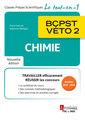 Couverture de l'ouvrage Chimie BCPST-VÉTO 2 (2e éd.)