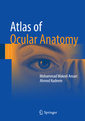Couverture de l'ouvrage Atlas of Ocular Anatomy