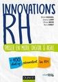Couverture de l'ouvrage Innovation RH