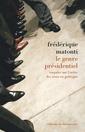 Couverture de l'ouvrage Le genre présidentiel
