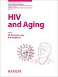 Couverture de l'ouvrage HIV and Aging