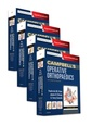 Couverture de l'ouvrage Campbell's Operative Orthopaedics, 4-Volume Set (13th Ed.) (Expert Consult: Online and Print)