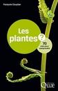 Couverture de l'ouvrage Les plantes
