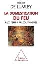 Couverture de l'ouvrage La Domestication du feu aux temps paléolithiques