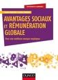 Couverture de l'ouvrage Avantages sociaux et rémunération globale