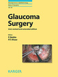 Couverture de l'ouvrage Glaucoma surgery (2nd, revised and extended edition)