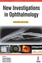 Couverture de l'ouvrage New investiagations in ophthalmology