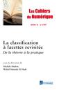 Couverture de l'ouvrage Les cahiers du numérique Volume 13 N° 1/Janvier-Mars 2017
