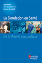 Couverture de l'ouvrage La simulation en santé