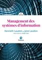 Couverture de l'ouvrage Management des systèmes d'information (15° Éd.)