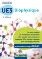 Couverture de l'ouvrage UE3 Biophysique (4° Éd.)
