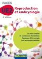 Couverture de l'ouvrage UE2 Reproduction et embryologie (4° Éd.)