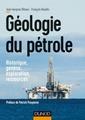 Couverture de l'ouvrage Géologie du pétrole