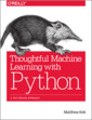 Couverture de l'ouvrage Thoughtful Machine Learning with Python