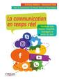 Couverture de l'ouvrage La communication en temps réel
