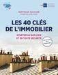 Couverture de l'ouvrage Les 40 clés de l'immobilier