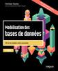 Couverture de l'ouvrage Modélisation des bases de données
