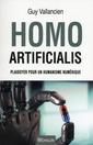 Couverture de l'ouvrage Homo artificialis.