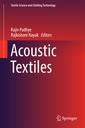 Couverture de l'ouvrage Acoustic Textiles