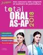 Couverture de l'ouvrage Total oral AS-AP 2018