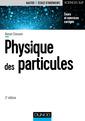 Couverture de l'ouvrage Physique des particules