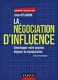 Couverture de l'ouvrage La négociation d'influence