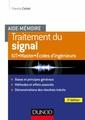 Couverture de l'ouvrage Traitement du signal (3° Éd.)